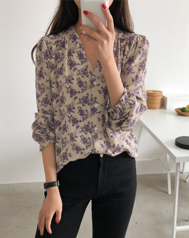 piona blouse (one color) BEST♥