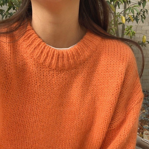 jam alpaca knit (4colors)