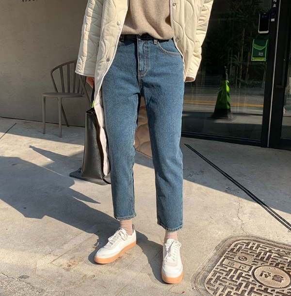 log denim