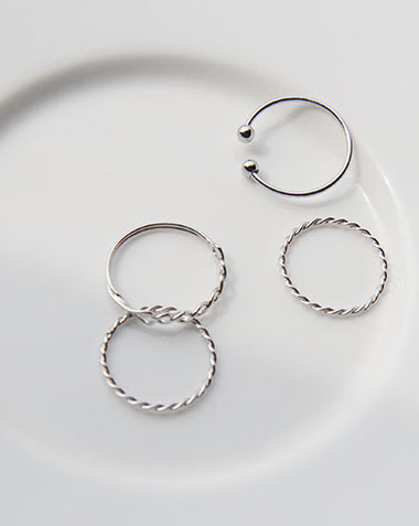 louis ring (set)