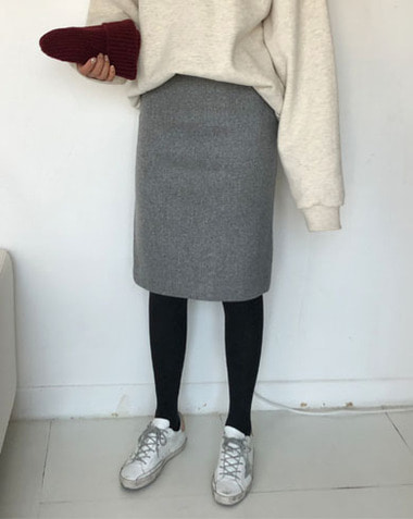 if skirt (2colors) 단독제작