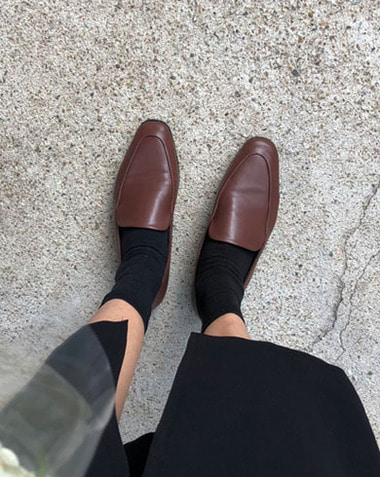 heritage loafer (2colors)