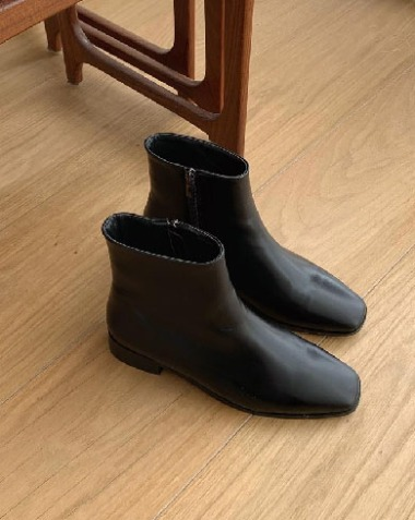 low boots (2colors)