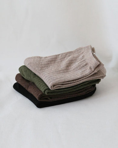 cozy socks (4colors)