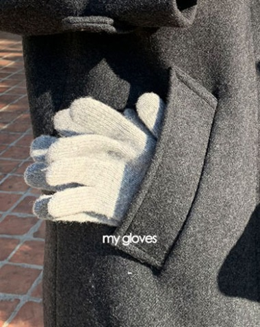 my gloves (4colors)