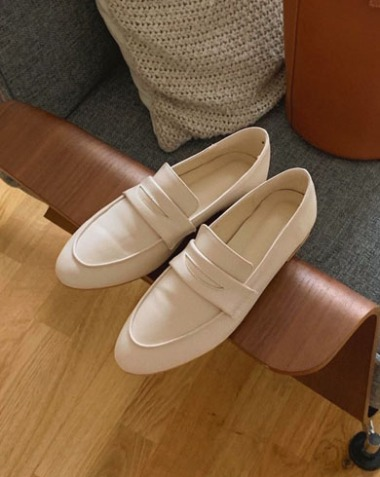 sand loafer (2colors)