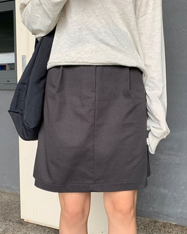 normal skirt (2colors)