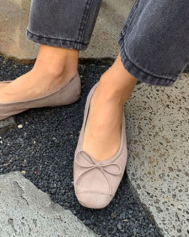 may flat (suede/4colors)
